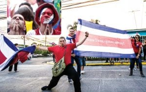 Costa-Rica-Soccer-fans-celebrate-in-the-streets-Howler-Magazine