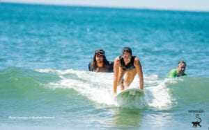 learn to surf in tamarindo costa rica